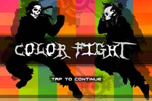Color Fight street fighting - файтинг для андроид